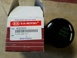 New Genuine Auto Transmission Filter OEM For 2001 Optima 4632239000 lot of 3!!