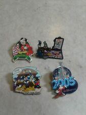 Disney pins 2005 Walt Disney World Mickey, Donald, Goofy, And Pluto Surf Shack
