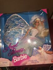 Mattel - Barbie Doll - 1996 Angel Princess Barbie *Non Mint Box*