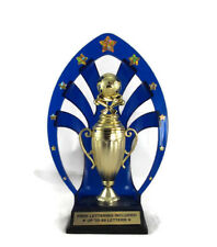 Soccer Cup Trophy- Futbol- Football- Champion- Arch Series- Free Lettering