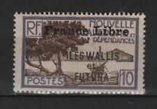 Wallis et Futuna - 97 neuf (*) - Surchargé France Libre