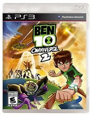 Ben 10 Omniverse 2 [PlayStation 3 PS3, TV Kids Action Adventure Video Game] NEW