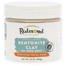 REDMOND CLAY 283 GM BENTONITE CLAY DIGESTIVE HEALTH AND EXTERNAL SKIN