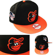 New Era Baltimore Orioles Snapback Hat American League Side Patch Cap