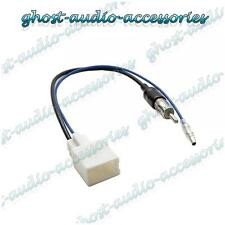 Car Audio Stereo Aerial Antenna Adaptor Adapter Cable Lead 4 Toyota Yaris Verso