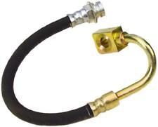 Brake Hydraulic Hose-Rear Disc Rear Left Bendix 77329