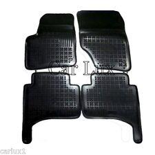 Alfombrillas de goma a medida VW Touareg desde 2002- tipo cubeta tapis de sol 3D