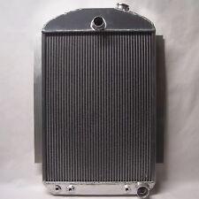 1937  chevy  car v-8 aluminum radiator