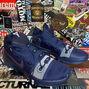 Nike Kobe AD TB Promo Mens Basketball Shoes Midnight Navy Size 12 AT3874-407 NEW