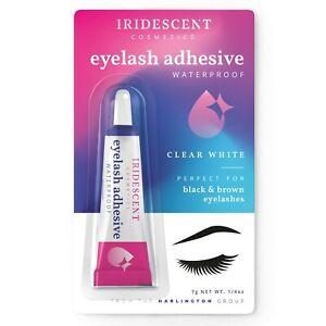 False Eyelash Lash Glue Strong Adhesive Waterproof Clear Flake Eyelashes 7g