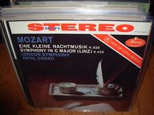 DORATI / MOZART eine kleine nachtmusik ( classical ) stereo RFR