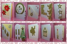 Brother ScanNCut Christmas card & insert templates CD1035