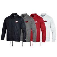 Arkansas Razorbacks NCAA Men's Champion Classic Coaches Jacket Collection
