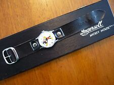 1970 MOD MICKEY MOUSE wind up watch INGERSOLL TIMEX US TIME in ORIG BOX #2