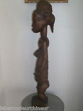 Grande statuette Baoulé cote d'ivoire art primitif art premier african art afric