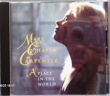 Mary Chapin Carpenter - A Place in the World (CD 1996)