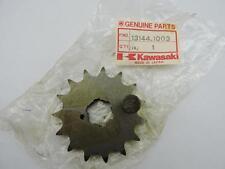 13144-1003 NOS Kawasaki Engine Sprocket KZ400 B1 C1 B2 1970s 1980s S340g