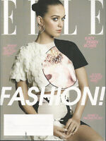 KATY PERRY Raf Simons Dior ANSEL ELGORT March 2015 Elle magazine Katie interview