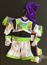 NWT Disney Store Toy Story 3-6 Months Buzz Lightyear Baby Costume & Shoes