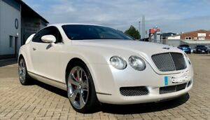 2004 Bentley Continental GT Pearlescent White *Superb, Full History Bentley*