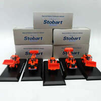 Lot of 5Pcs Atlas 1:76 Eddie Stobart Rail Doosan Daewoo Mega 300 V W054 Car Red