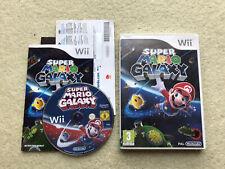 Super Mario Galaxy Juego Para Nintendo Wii Probado Funcionando Ver descripción completa