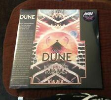 Jodorowsky's Dune Motion Picture Vinyl Record Soundtrack 2 LP Cosmic Plume Mondo