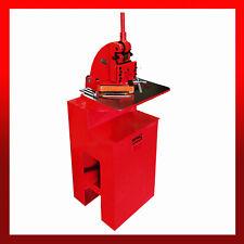WNS Hand Sheet Metal Corner Notcher 150mm Notch x 1.5mm / Right Angle Cutter