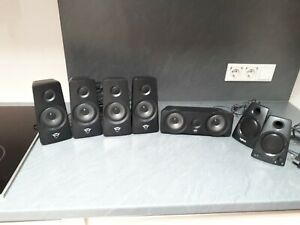 Logitech Z130 Lautsprecher  PC HiFi schwarz Speaker Box