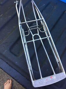 schwinn approved Vintage aluminum rack
