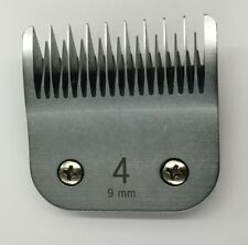 Blades for Oster Detachable Replacement Classic 76 Size 4 Powerline Size 9mm