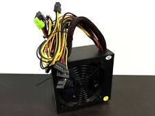 New 550W 550 Watt Power Supply ATX 12V for Intel AMD motherboard SATA PCI 24 Pin