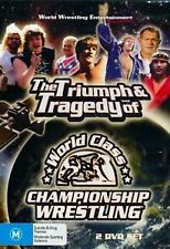WWE - The Triumph And Tragedy Of World Class Championship Wrestling (DVD, 2008,