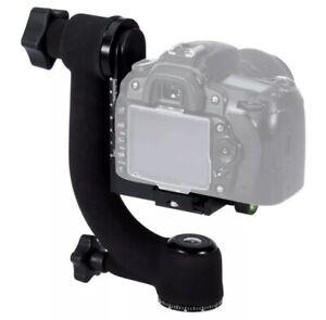 Professional Heavy Cardanic Tripod Head For Telephoto Dslr Camera