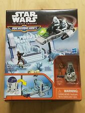 Star Wars The Force Awakens Micro Machines R2-D2 Playset NEW