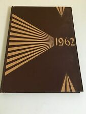 Vintage 1962 Cathedralite St Cloud Minnesota Yearbook