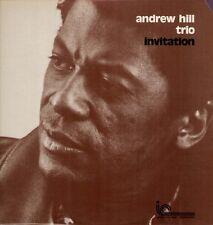 Andrew Hill, Invitation-Inner City ORIG. LP RARE