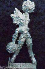 1988 DARK ELF Bloodbowl 2nd Edition Cheerleader 18 Citadel BB106 TEAM Fantasy GW