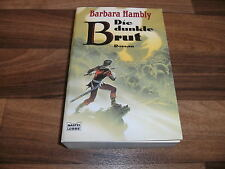 Barbara Hambly  -- die DUNKLE BRUT / Drachentöter-Saga  # 2 / Bastei 2002