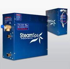 SteamSpa D-600 Quickstart 6 Kw Steam Bath Generator