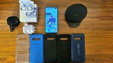 Samsung Galaxy S10 Plus 128GB (Prism Black) Unlocked