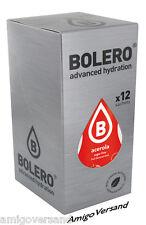 Bolero DRINKS - Acerola - 12 Beutel Instant Drink für 18 Liter