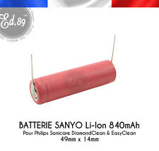 Sanyo Battery Li-Ion 840mAh Philips Sonicare DiamondClean HX9300 HX9340 HX9360