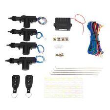 Universal Car Door Lock Remote Control Central Locking Keyless Entry System