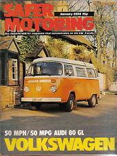 VW Volkswagen Safer Motoring 1/74 K70 LS Audi 80 GL RAC Rally 1300 1303S Beetles