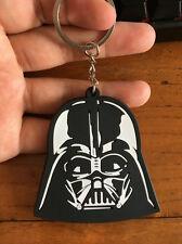 Star wars black head pendant key chain key chains manga key chains anime cool