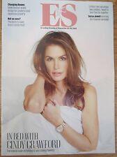 Cindy Crawford - ES magazine – 16 January 2015