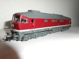 ROCO HO 51 Diesellok BR 132 025-8 der DR Deutsche Reichsbahn DDR dig. Neuw im OK