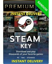 6 DIAMOND VIP Random Steam Keys Worth more than 80.00$ instant delivery🔥🔥