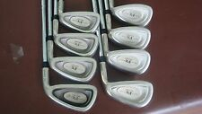 "RAM FX Pro-Set Golf Iron Set 3, 5-PW, SW Steel Shaft ""VERY GOOD"""